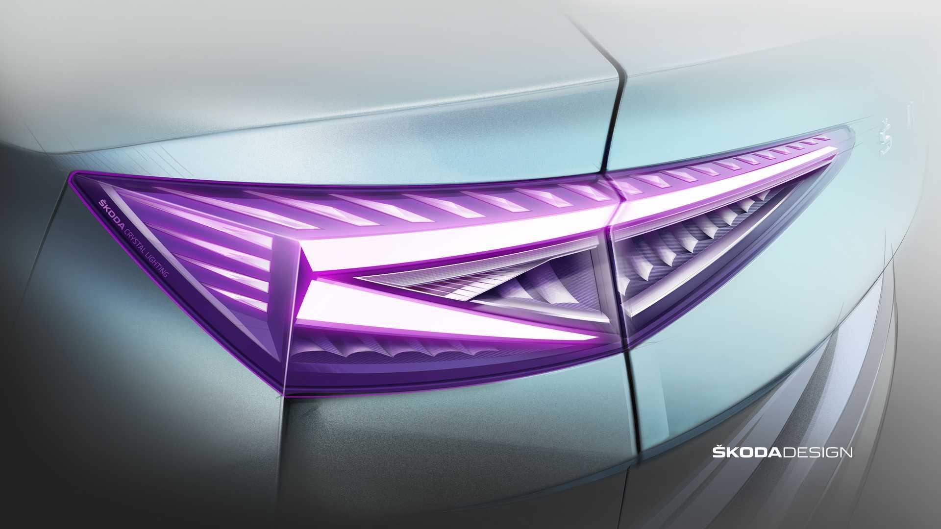2021-skoda-enyaq-iv-taillight-teaser