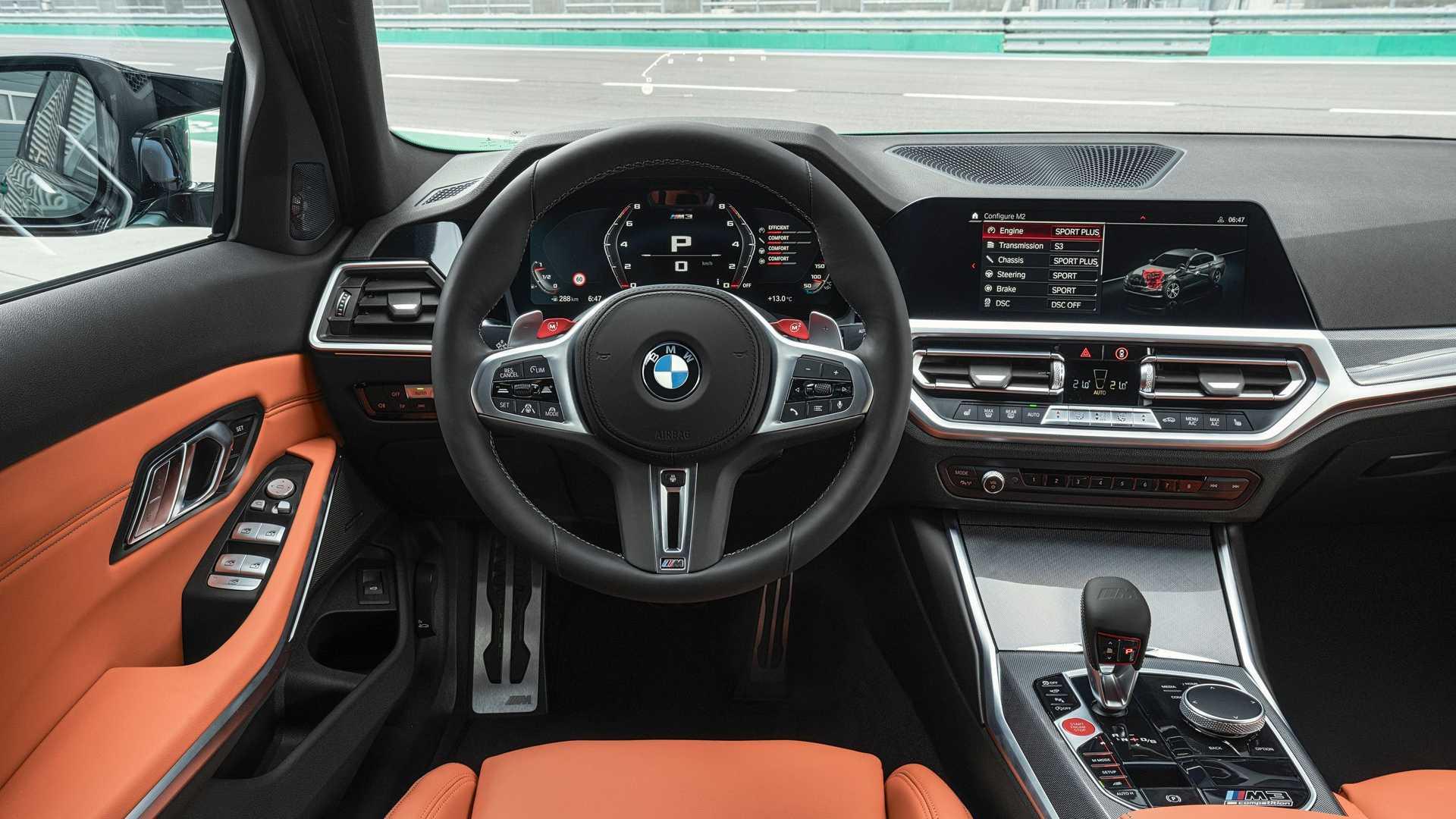 2021-bmw-m3-interior