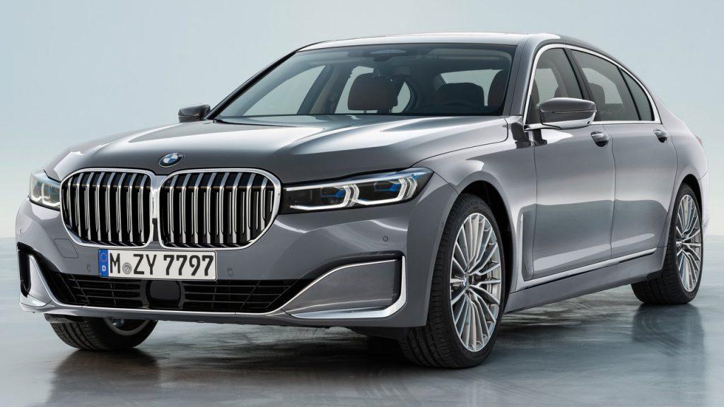 KONCEPT NOVOG BMW-A SERIJE 7 ĆE BITI PRIKAZAN U SEPTEMBRU