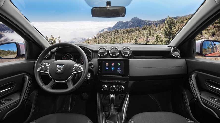 Dacia Duster - Enterijer