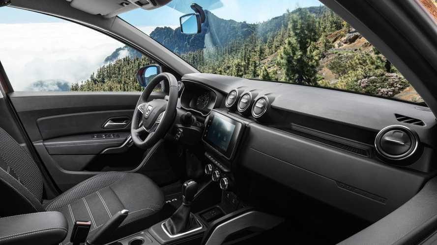 Dacia Duster - Enterijer2
